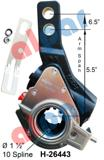 H-26443 Automatic Slack Adjuster 1 ½''-10x5.5''-6.5''
