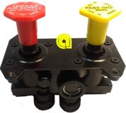 MV3 Dash Control Trailer Parking Valve