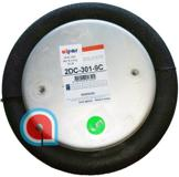 H-47400 Convoluted Air Bag Ref: 7400