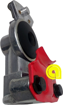 H-30211 Standard Gladhand Emergency Red