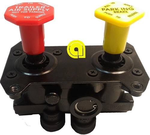 H-30530 MV3 Dash Control Trailer Parking Valve