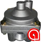 Service Relay Valve 4 Delivery Port